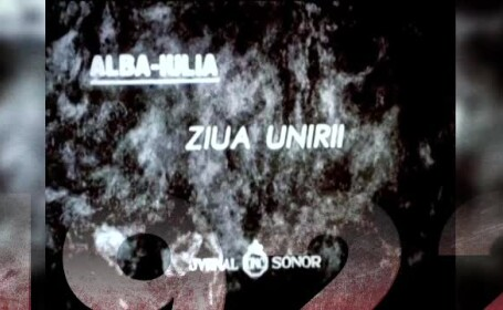 Alba Iulia, centenar, 100 de ani de Romania