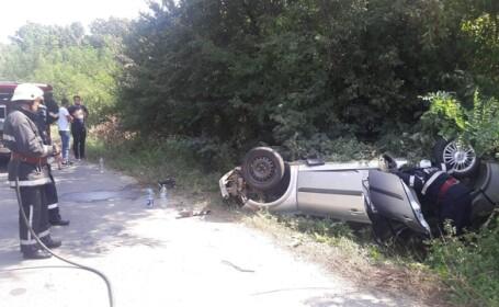 Accident targoviste