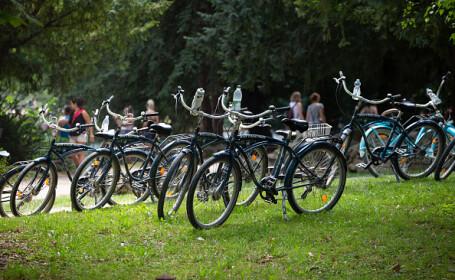 Ia-ți bicicleta și pune deșeurile pe hartă pentru Ziua de Curățenie Națională - Let's Bike It!