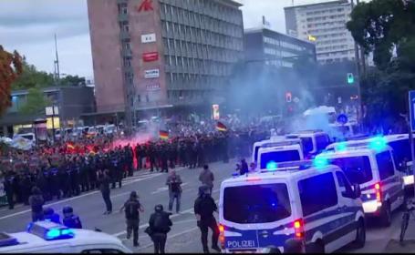 """Tensiuni în Germania, după ce 2 imigranți au fost acuzați de crimă: """"Nu acceptăm ca gloata să îi vâneze"""""""