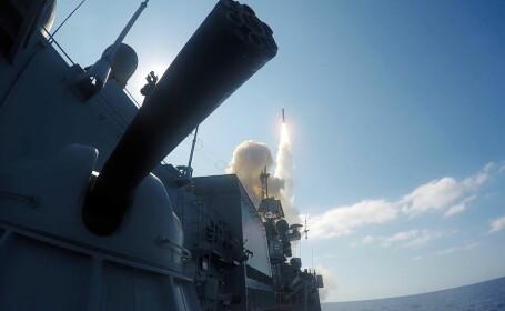 Desfăşurare fără precedent de forţe militare ruseşti, în Mediterana. Reacţia americanilor