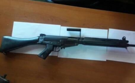Arme de asalt furate dintr-un sediu al poliției din Paraguay. Cu ce au fost înlocuite