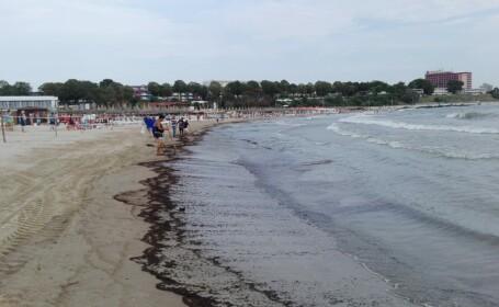 poluare litoral