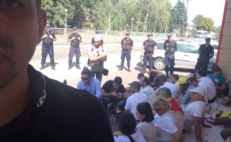 români blocați R. Moldova