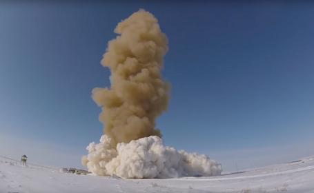 Rusia testează un scut anti-rachetă care \