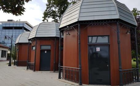 Un WC public din Constanța costă 50.000 de euro. Cum s-a ajuns la această sumă. VIDEO