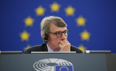 """Preşedintele Parlamentului European: """"Avem nevoie de o Europă care nu se izolează la Bruxelles"""""""
