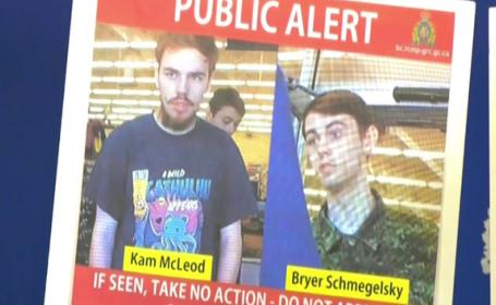 Crimele care au îngrozit Canada. Cei 2 adolescenți dați în urmărire au fost găsiți morți