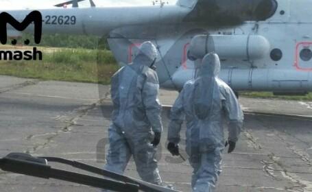 Explozia misterioasă din Rusia. Locuitorii din două oraşe cumpără pastile de iod
