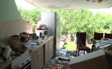 casa explozie