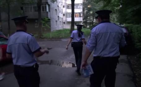 Apel la 112 privind un copil închis într-un subsol, în Bacău. Ce au găsit poliţiştii