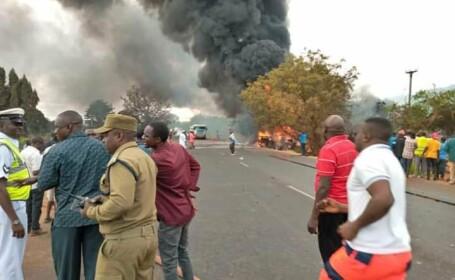 explozie Tanzania