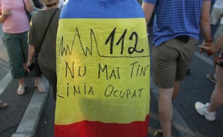 """15.000 de oameni în fața Guvernului: """"România nu e a voastră!"""""""