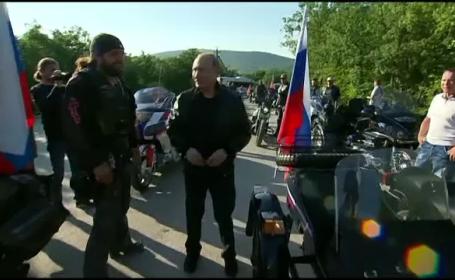 Vladimir Putin s-a întâlnit cu