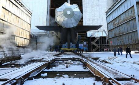 Kremlinul recunoaşte că a avut loc un incident nuclear în timpul unui test cu rachetă