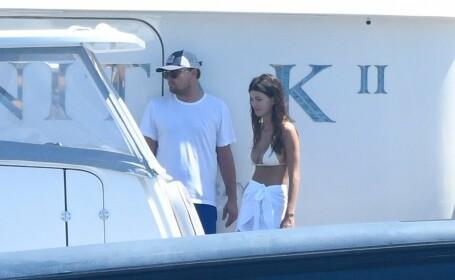 Cum arată iubita cu 25 de ani mai tânără a lui DiCaprio. Cuplul, surprins în vacanță. FOTO - 1