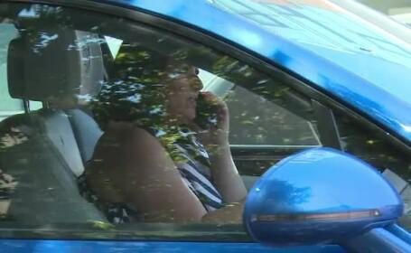 Amenzi mărite în cazul şoferilor cu prinși cu telefonul în mână, fie că tastează ori filmează