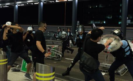 Decizia luată de autorități, după ciocnirile violente din Hong Kong - 5