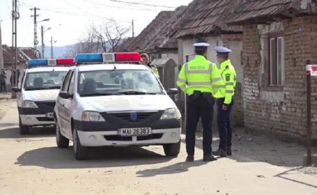 Poliţist din Bucureşti, bătut cu pumnii și picioarele de doi bărbați la Tecuci