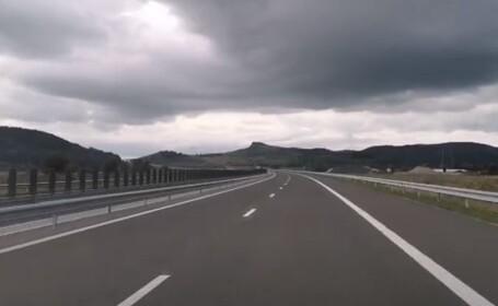 Lotul 4 al autostrăzii Lugoj-Deva a fost deschis circulației
