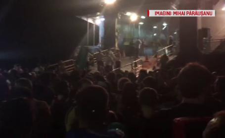 Haos la plecarea românilor din Samothraki