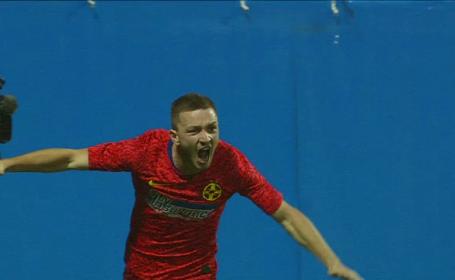 Formaţia FCSB s-a calificat în play-off-ul Ligii Europa