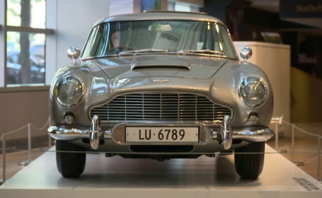 Cât a plătit un milionar american pentru una dintre mașinile lui James Bond