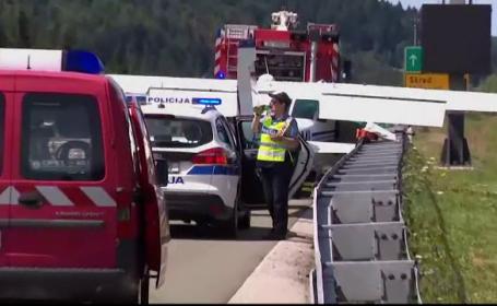 Incident ieşit din comun în Croaţia. Cascadoria care i-a lăsat mască pe martori