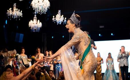 Antonia Gutierrez a fost aleasă Miss Gay 2019 a Braziliei. VIDEO