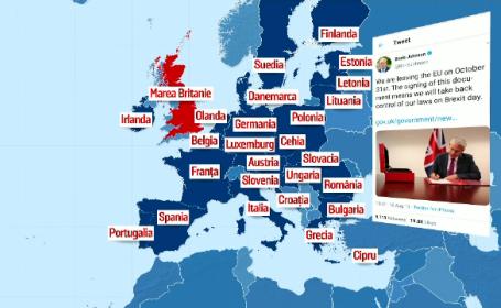 harta Brexit