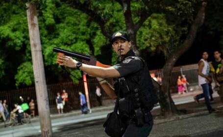 politia, Rio de Janeiro