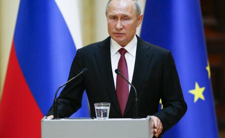 Putin susține că SUA pot lansa rachete de croazieră din România. \