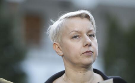 Dana Gîrbovan, propusă pentru șefia Justiției, a anunțat că demisionează din magistratură