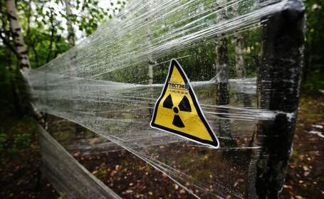 incident radioactiv in Rusia