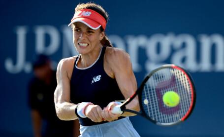 Jucătoarea de tenis Nicole Gibbs