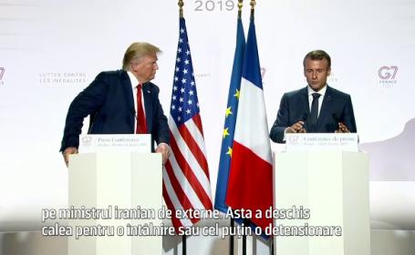 Cum s-a derulat Summit-ul G7. Trump și-a promovat clubul de golf