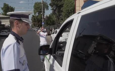 Pedepse drastice pentru șoferii care vorbesc la telefon. Se vor aplica din 12 octombrie