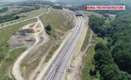 Contractul lotului 3 al Autostrăzii Lugoj-Deva, reziliat. Firma a primit deja 95% din bani