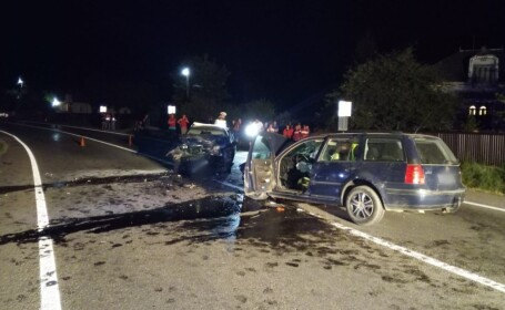 Doi morţi şi patru răniţi într-un grav accident în Suceava. Printre victime sunt și copii - 5