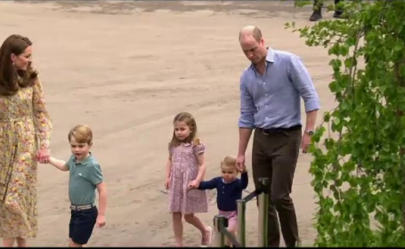 Schimbare majoră pentru prinţesa Charlotte. Suma plătită de părinți pentru educația ei
