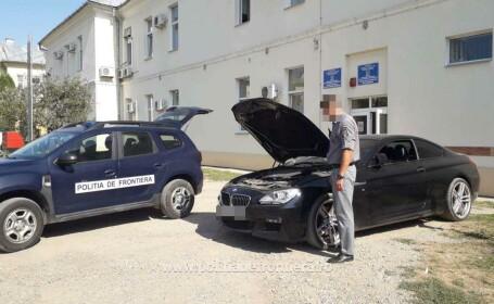 Poliția de frontieră Maramureș