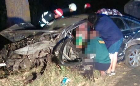 Accident grav în Ialomiţa. Una dintre victime, adusă cu elicoperul SMURD în Capitală - 5