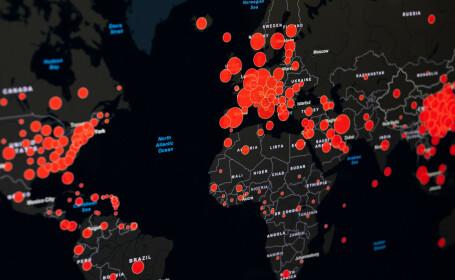 Bilanțul pandemiei în lume