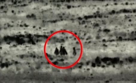 VIDEO Momentul șocant în care patru oameni sunt uciși la frontiera dintre Siria și Israel