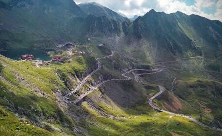 Transfăgărășan, șoseaua construită în mai puțin de 4 ani în munții Făgăraș - 6