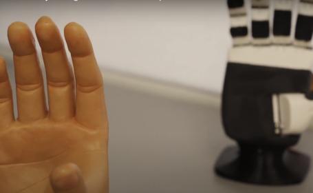 Piele artificială capabilă să simtă, creată de un grup de cercetători inspirați de Star Wars