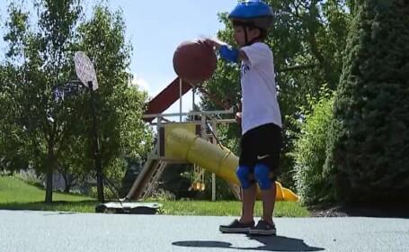 Un băiețel din SUA a devenit membru Mensa la 5 ani