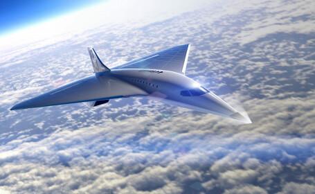 Virgin Galactic a semnat cu Rolls-Royce un acord pentru construirea unui avion supersonic pentru călătorii în spațiu