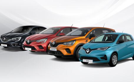 (P) Renault Commercial Roumanie vine cu o veste bună pentru clienții săi.