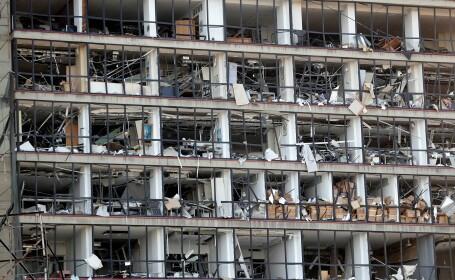 Imagini după explozia din Beirut, Liban - 11